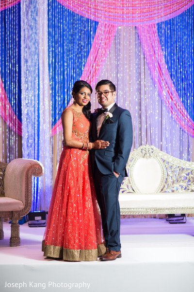 indian bridal fashions,indian fusion wedding reception