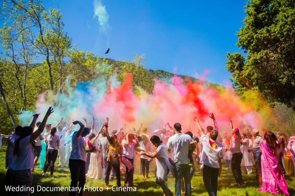 pre wedding fun,indian pre-wedding celebrations