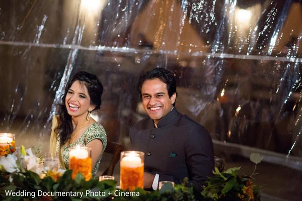 indian wedding couple,indian wedding reception