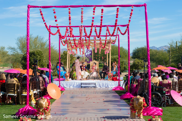 indian wedding photography,indian wedding ceremony,indian wedding mandap,indian wedding floral and decor