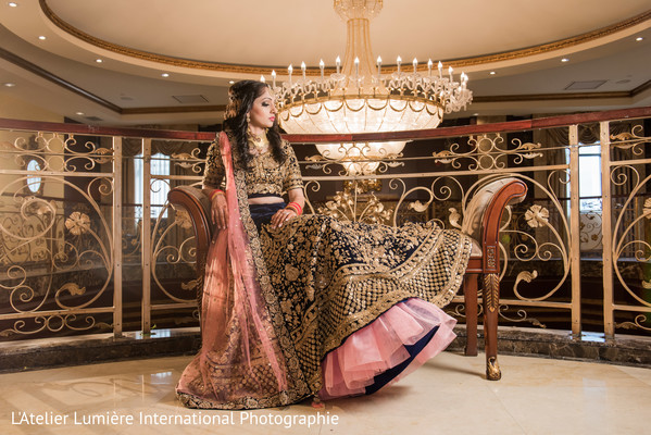 sikh bride,indian fusion wedding reception,sikh wedding photography,indian wedding portrait