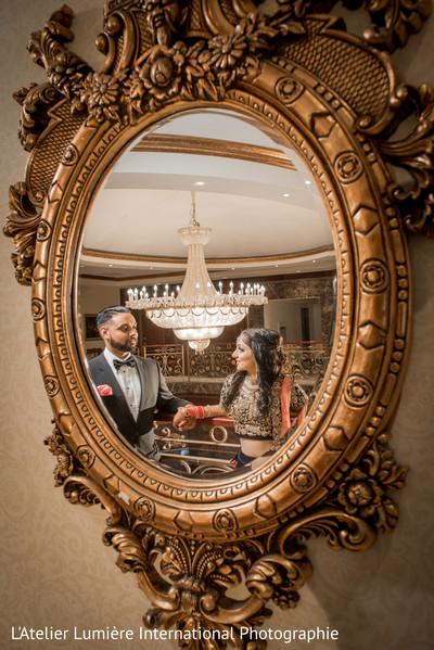 Inspiring indian reception photography