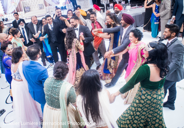 indian wedding reception,indian wedding planning and design,dj and entertainment
