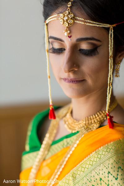 indian bride makeup,eye makeup