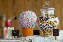 indian wedding ideas,wedding stations,candy bar