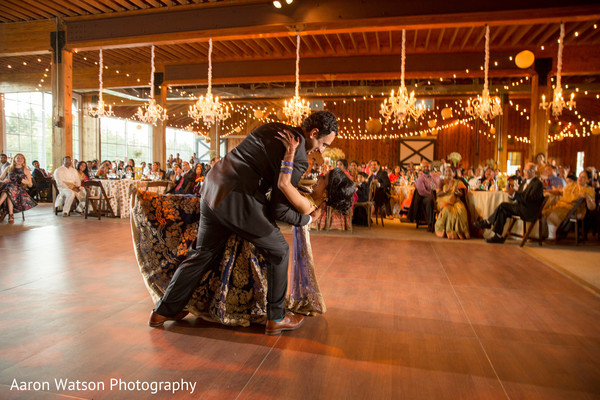 indian bride and groom first dance,indian wedding couple