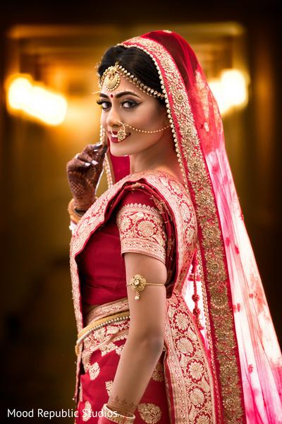 indian bride makeup,bengali bride,indian bride