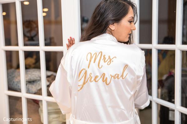 robe,bridal robe