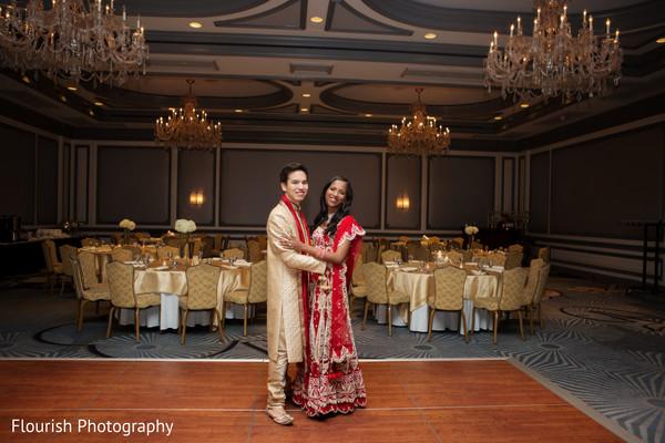 indian bride,indian wedding reception,indian bridal fashions