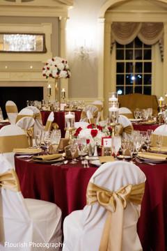 wedding tables,outdoor indian wedding decor