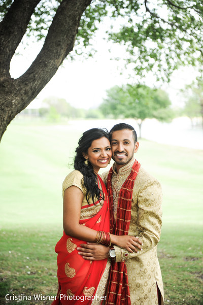 Cute indian couple.