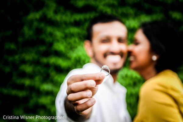 Inspiring engagement ring photo.