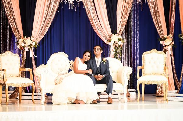 indian wedding photography,indian wedding reception,stage