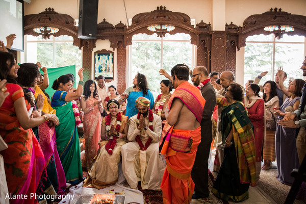 indian wedding,indian fusion wedding