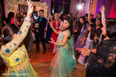 reception party,indian fusion wedding reception,wedding dj