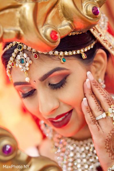 hair and makeup artist,indian bride makeup