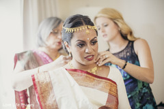 indian bride,indian wedding gallery,indian bride getting ready