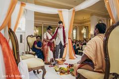saptapadi ritual,indian wedding ceremony photography,indian wedding gallery