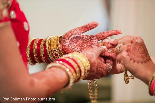 indian bride,indian wedding mehndi,indian bride getting ready