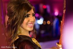 Lovely bridal makeup