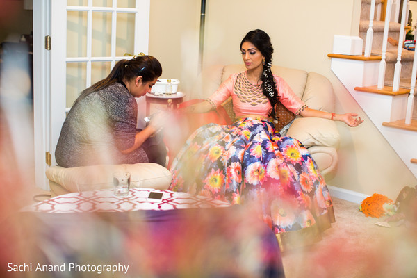 indian bride,indian pre-wedding celebrations,indian wedding mehndi