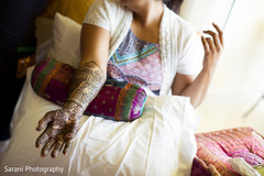 Mehndi art photography