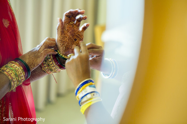 indian bridal mehndi,bride bangles,pre-wedding ceremony photography