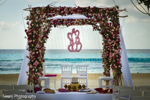 indian wedding mandap,indian wedding ceremony floral and decor,indian wedding ceremony photography