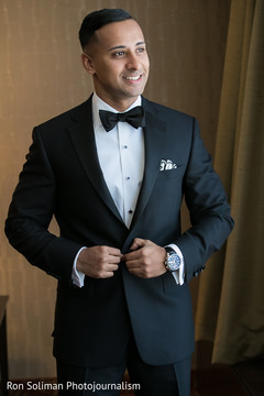 indian groom fashion,black suit,black tuxedo