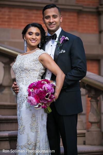 Gorgeous bridal bouquet colors