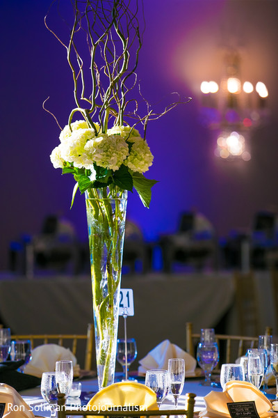 Lovely flower centerpieces