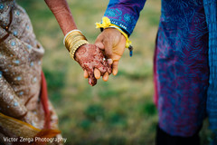 indian bride,indian groom,outdoor photography
