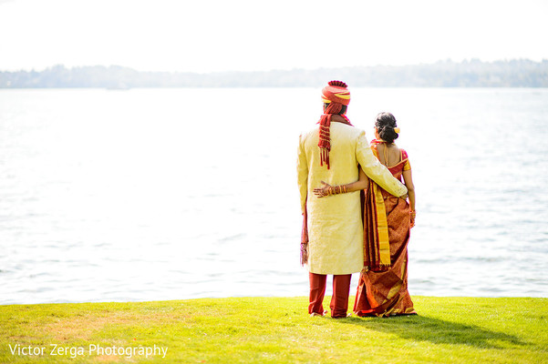 Dreamy indian couple. in Kirkland, WA Indian Wedding by Victor Zerga Photography