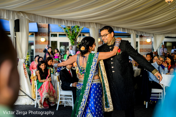 Indian wedding dance. in Kirkland, WA Indian Wedding by Victor Zerga Photography