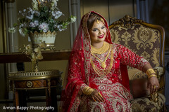 Beautiful traditional Bengali bride