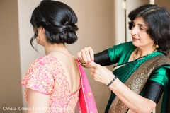 indian bride hair and makeup,indian bridal fashions