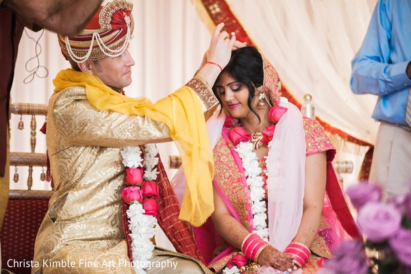 indian wedding ceremony,indian fusion wedding,indian wedding floral and decor,indian bride,indian groom