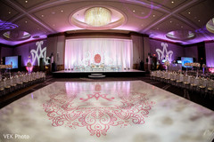indian wedding reception floral and decor,lightning,indian wedding gallery