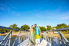 indian wedding mehndi party,outdoor photography,indian bride and groom