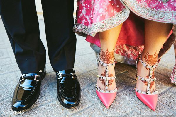 indian wedding shoes,mehndi art