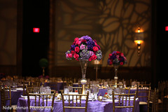 indian wedding reception,indian wedding floral and decor,floral centerpieces