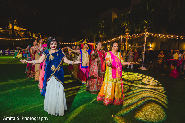 indian sangeet,indian pre-wedding celebrations,indian bride