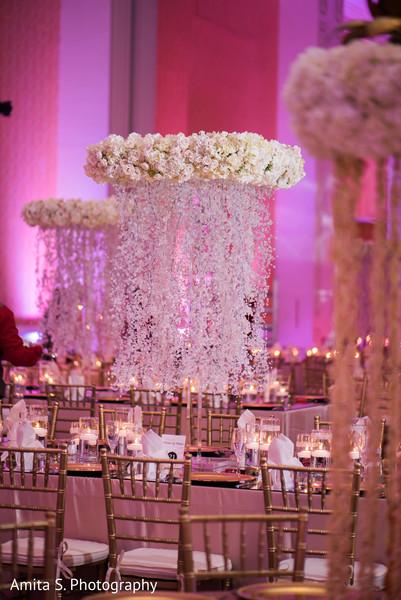 Wonderful indian wedding table centerpieces.