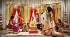 indian wedding mandap,indian bridal fashions,indian wedding ceremony