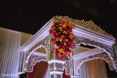indian wedding ceremony,indian wedding floral and decor,indian wedding mandap