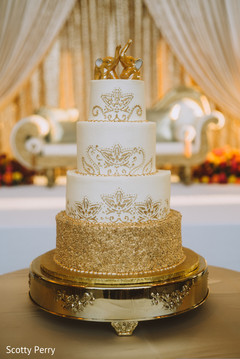 indian wedding reception,indian wedding floral and decor,cake design,indian wedding cakes