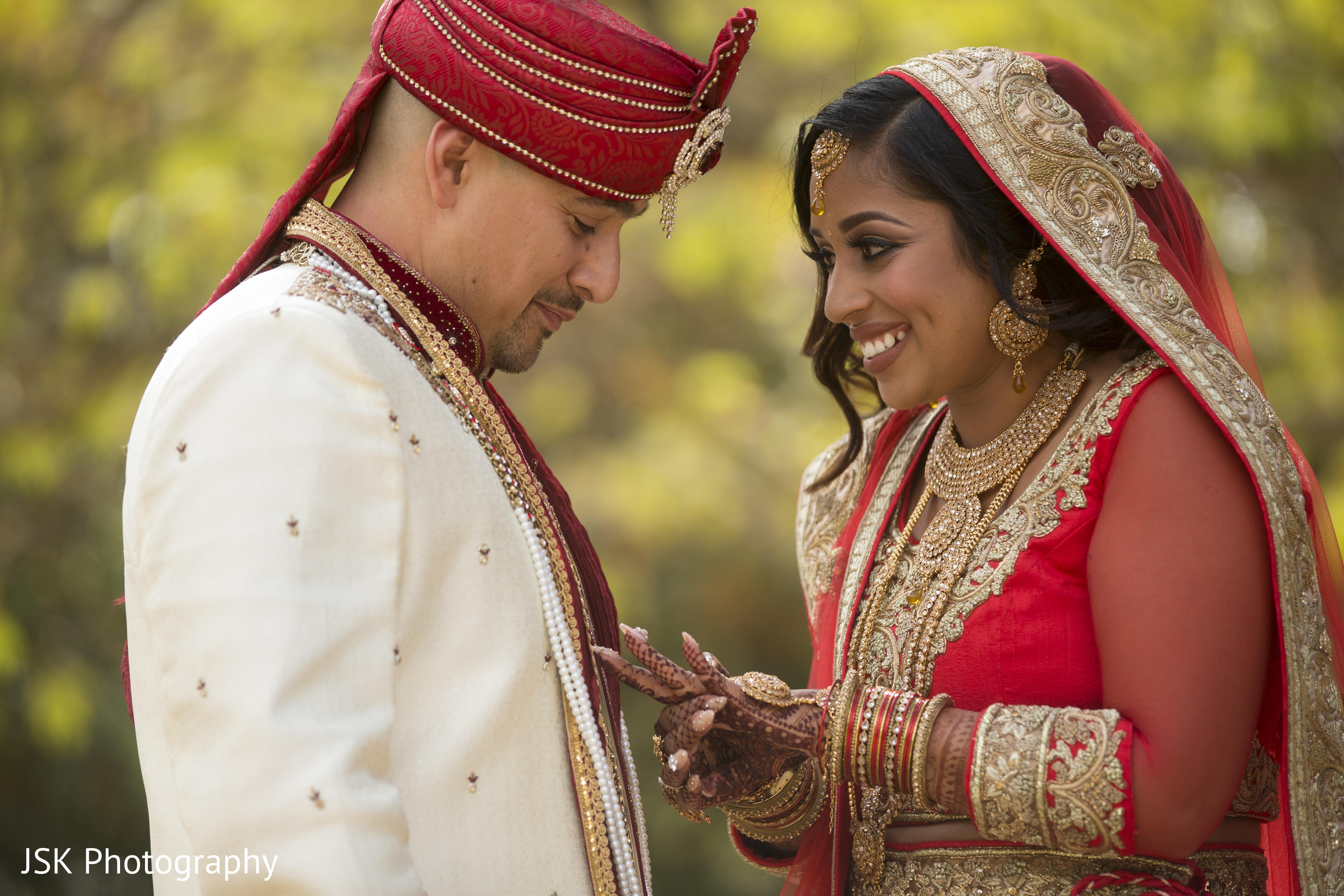 San Jose Ca Indian Fusion Wedding By Jsk Photography