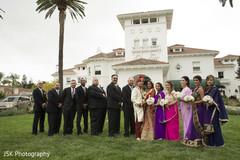 indian bridesmaids' fashion,indian groomsmen fashion,outdoor photography