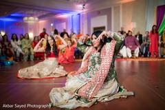 indian bridal fashions,mehndi night