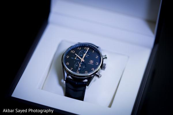 Grooms watch